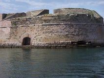 Παλαιά στρατιωτική οχύρωση Στοκ φωτογραφία με δικαίωμα ελεύθερης χρήσης