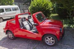Παλαιά συνάθροιση αυτοκινήτων χρονομέτρων Στοκ εικόνα με δικαίωμα ελεύθερης χρήσης