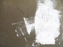 Παλαιά σύσταση ανασκόπησης τοίχων Στοκ Εικόνες