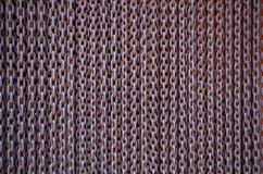 Παλαιά σύσταση αλυσίδων Στοκ φωτογραφία με δικαίωμα ελεύθερης χρήσης