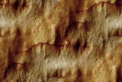 Παλαιά σύσταση εγγράφου - καφετί άνευ ραφής υπόβαθρο Στοκ Φωτογραφίες