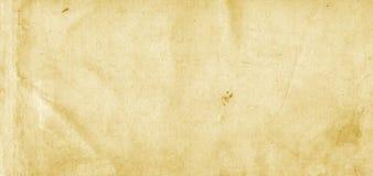 παλαιά σύσταση εγγράφου &al μπεζ έγγραφο Στοκ φωτογραφία με δικαίωμα ελεύθερης χρήσης