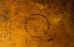 Παλαιά σύσταση κοντραπλακέ λάκκας Στοκ φωτογραφία με δικαίωμα ελεύθερης χρήσης