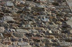 Παλαιά σύσταση τοίχων Στοκ φωτογραφία με δικαίωμα ελεύθερης χρήσης
