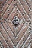 Παλαιά σύσταση υποβάθρου πορτών Στοκ Εικόνες