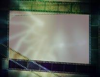 Παλαιά ταινία φωτογραφίας Στοκ Εικόνες