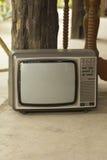 Παλαιά τηλεόραση, κλασικός TV στοκ εικόνες με δικαίωμα ελεύθερης χρήσης