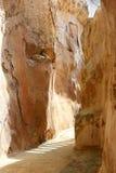 Παλαιά υπόγεια δεξαμενή, Zippori, Ισραήλ Στοκ Φωτογραφίες