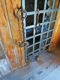 Παλαιά δυτική φυλάκιση Στοκ Φωτογραφίες