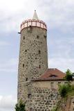 Παλαιά υδάτινα έργα του Bautzen στη Γερμανία Στοκ Εικόνες