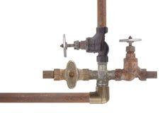 Παλαιά υδραυλικά Στοκ Εικόνες