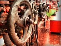 Παλαιά φορτηγίδα αποθηκών Στοκ φωτογραφίες με δικαίωμα ελεύθερης χρήσης