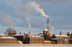 Παλαιά φυλακή, σταυροί, Στοκ εικόνα με δικαίωμα ελεύθερης χρήσης