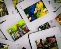 παλαιά φωτογραφική διαφάν& Στοκ φωτογραφίες με δικαίωμα ελεύθερης χρήσης