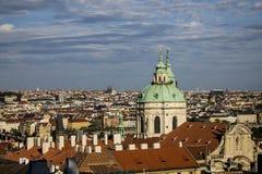 παλαιά όψη της Πράγας Στοκ φωτογραφίες με δικαίωμα ελεύθερης χρήσης