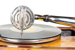 Παλαιά gramophone βελόνα Στοκ εικόνες με δικαίωμα ελεύθερης χρήσης