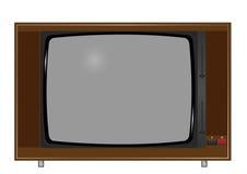 Παλαιά TV Διανυσματική απεικόνιση