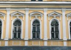 παλαιά Windows Στοκ Εικόνα
