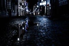 Παλαιές αντανακλάσεις πόλεων Στοκ εικόνες με δικαίωμα ελεύθερης χρήσης