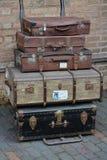 Παλαιές αποσκευές Στοκ Φωτογραφία