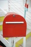 Παλαιές εκλεκτής ποιότητας ταχυδρομικές θυρίδες. στοκ εικόνα