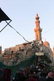 Παλαιές θέσεις στο Κάιρο, Αίγυπτος Στοκ φωτογραφία με δικαίωμα ελεύθερης χρήσης