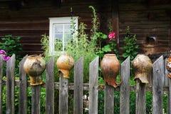Παλαιές κανάτες Στοκ Εικόνα