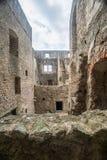 παλαιές καταστροφές κάστρων Στοκ εικόνα με δικαίωμα ελεύθερης χρήσης