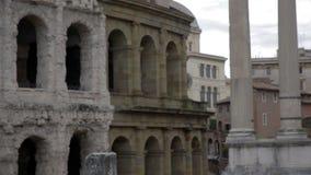 Παλαιές καταστροφές στη Ρώμη, Ιταλία φιλμ μικρού μήκους