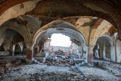 Παλαιές καταστροφές Στοκ Φωτογραφίες