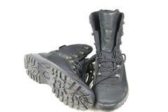 Παλαιές μπότες ύψους Στοκ φωτογραφία με δικαίωμα ελεύθερης χρήσης