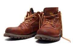 Παλαιές μπότες Στοκ Εικόνες