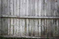 Παλαιές ξύλινες επιτροπές φρακτών Στοκ φωτογραφία με δικαίωμα ελεύθερης χρήσης