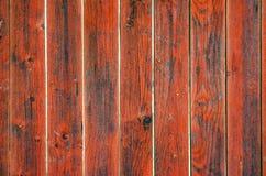 Παλαιές ξύλινες σανίδες με τη ραγισμένη σύσταση χρωμάτων χρώματος Στοκ εικόνες με δικαίωμα ελεύθερης χρήσης