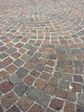 Παλαιές πέτρες επίστρωσης Στοκ φωτογραφίες με δικαίωμα ελεύθερης χρήσης