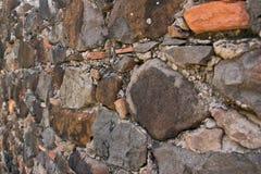 Παλαιές πέτρες του τοίχου Στοκ εικόνα με δικαίωμα ελεύθερης χρήσης