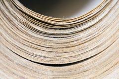 Παλαιές σελίδες βιβλίων, εκλεκτής ποιότητας υπόβαθρο Στοκ φωτογραφία με δικαίωμα ελεύθερης χρήσης
