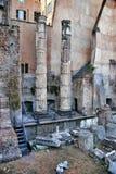 παλαιές στήλες Στοκ εικόνα με δικαίωμα ελεύθερης χρήσης