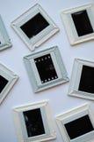 Παλαιές φωτογραφικές διαφάνειες χρώματος Στοκ φωτογραφίες με δικαίωμα ελεύθερης χρήσης