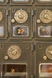 Παλαιές χρονικές κλειδαριές Στοκ Εικόνες