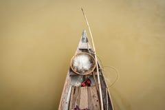 Παλαιοί αλιευτικό σκάφος και εξοπλισμός Στοκ εικόνες με δικαίωμα ελεύθερης χρήσης