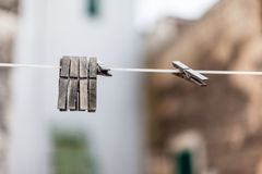 Παλαιοί γόμφοι Στοκ φωτογραφίες με δικαίωμα ελεύθερης χρήσης