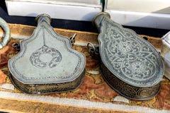 Παλαιοί θησαυροί της αγοράς της Πορτογαλίας Στοκ Εικόνα