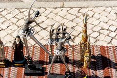 Παλαιοί θησαυροί της Πορτογαλίας Στοκ φωτογραφίες με δικαίωμα ελεύθερης χρήσης