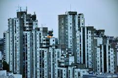 Παλαιοί ουρανοξύστες Στοκ Φωτογραφίες