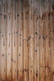 Παλαιοί πίνακες του γκρίζος-καφετιού χρώματος με τις ρωγμές Στοκ Φωτογραφίες