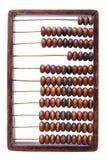 Παλαιοί παλαιοί ξύλινοι εμπορικοί απολογισμοί στοκ φωτογραφία