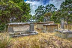 Παλαιοί τάφοι στοκ εικόνες με δικαίωμα ελεύθερης χρήσης