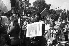 Παλαιστινιακή γυναίκα Στοκ φωτογραφίες με δικαίωμα ελεύθερης χρήσης