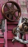 Παλαιός αγροτικός εξοπλισμός 1 Στοκ Εικόνα